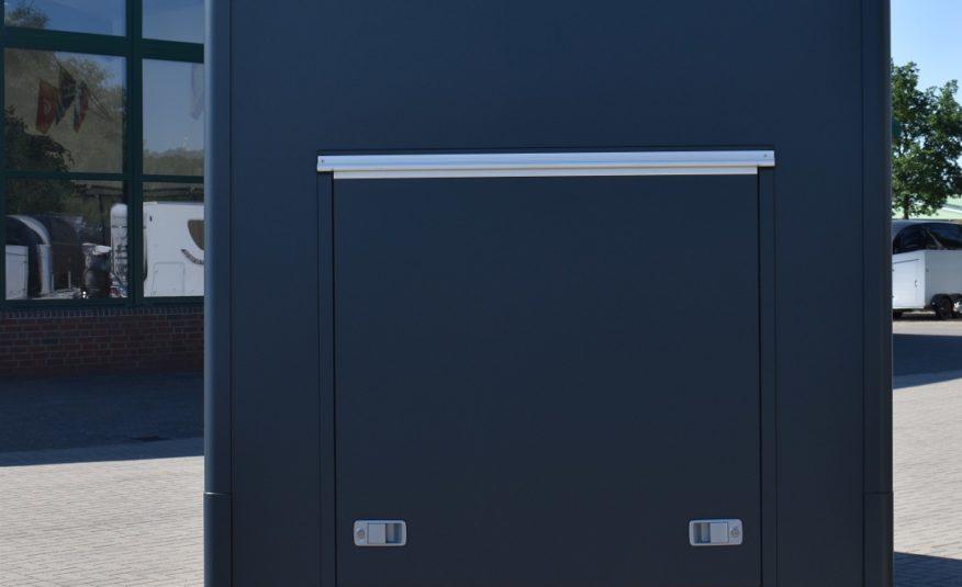 Hagstedt Stablehopper Neues Modell Euro 6D-TEMP 1300 kg Zuladung