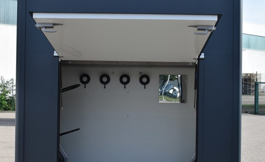 Hagstedt Stablehopper Neues Modell Euro 6D-TEMP Vorführwagen